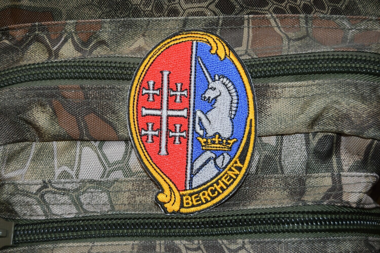 Patch militaire 1er Régiment de Hussards Parachutistes 1er RHP