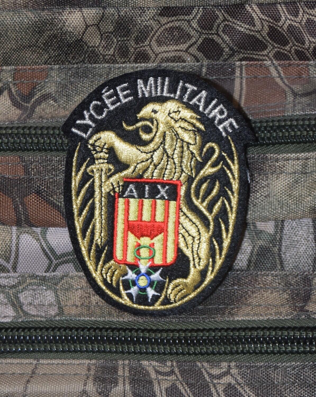 Patch Lycée Militaire d'Aix
