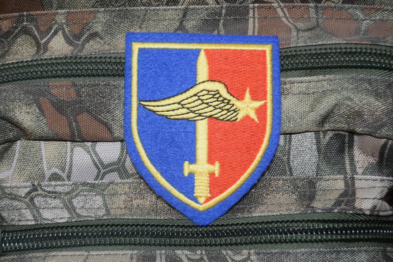 Patch Commando parachutiste de l'air CPA 20