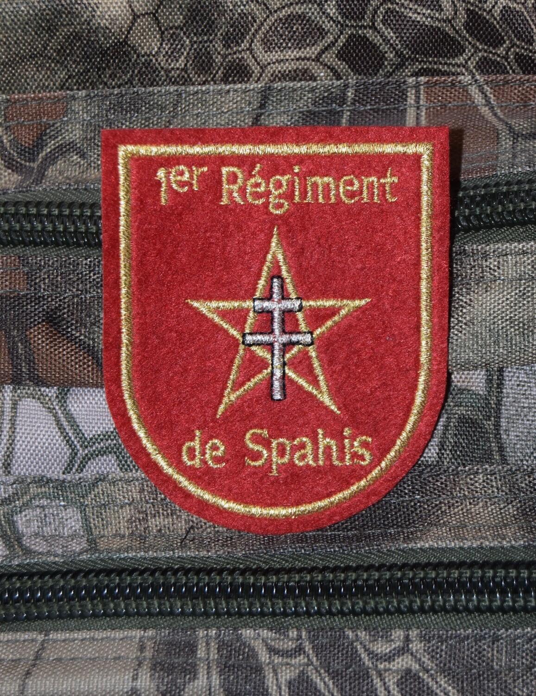 Patch militaire 1er Régiment de Spahis
