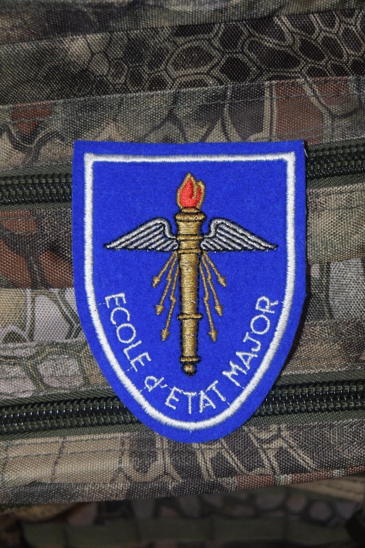 Patch militaire École d'État Major