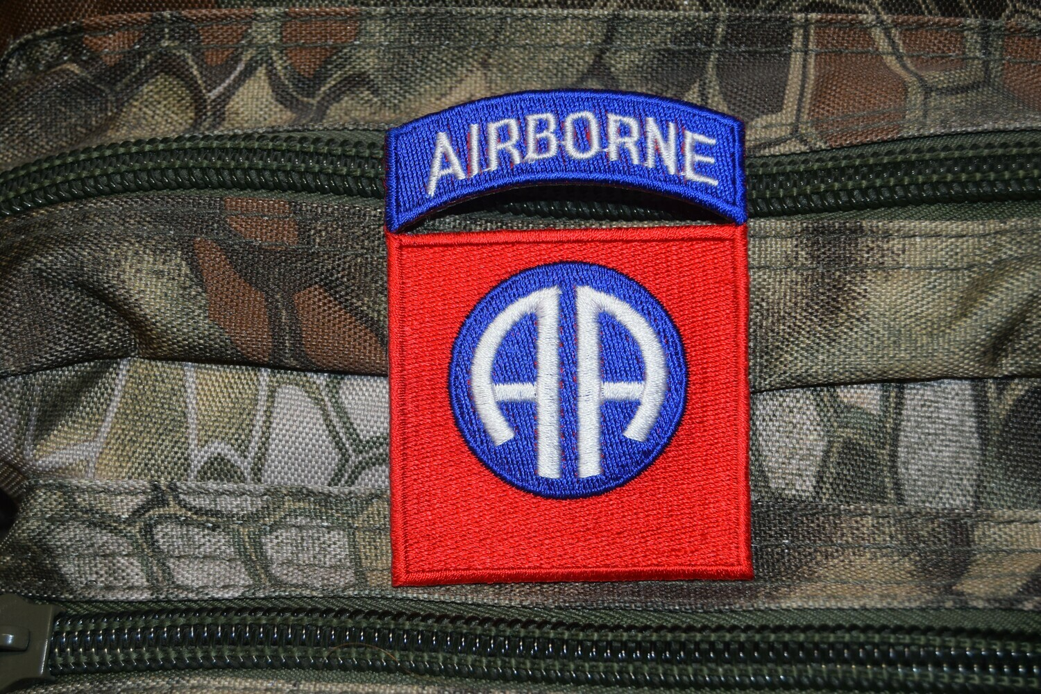 Patch militaire US ARMY 82e Airborne Division