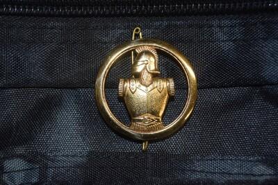 Insigne de béret militaire Régiment du Génie