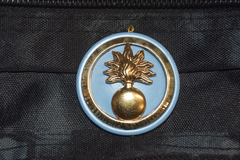 Insigne de béret militaire École Militaire Interarmes