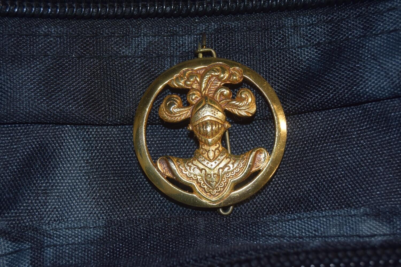 Insigne de béret militaire Arme Blindée Cavalerie Spahis