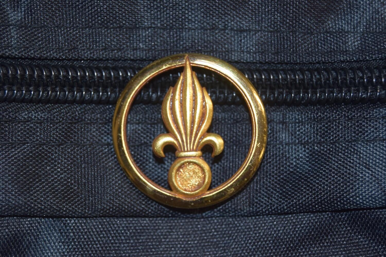Insigne de béret militaire Légion Étrangère