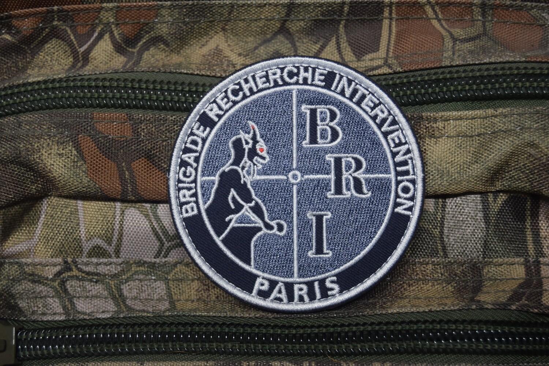 Patch BRI Brigade Recherche Intervention