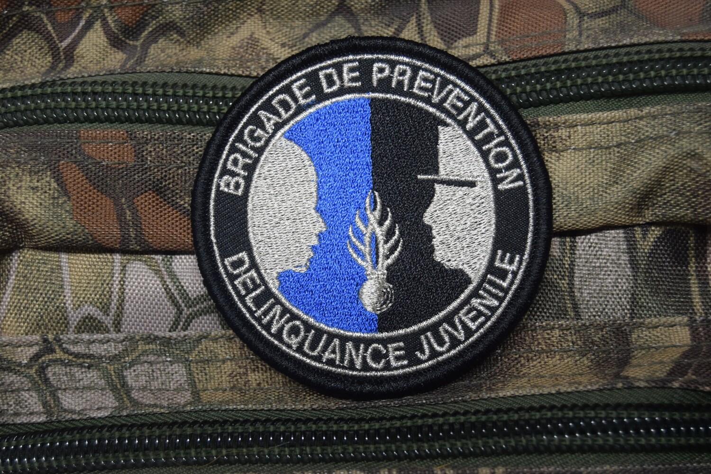 Patch Gendarmerie Brigade de Prévention Délinquance Juvénile