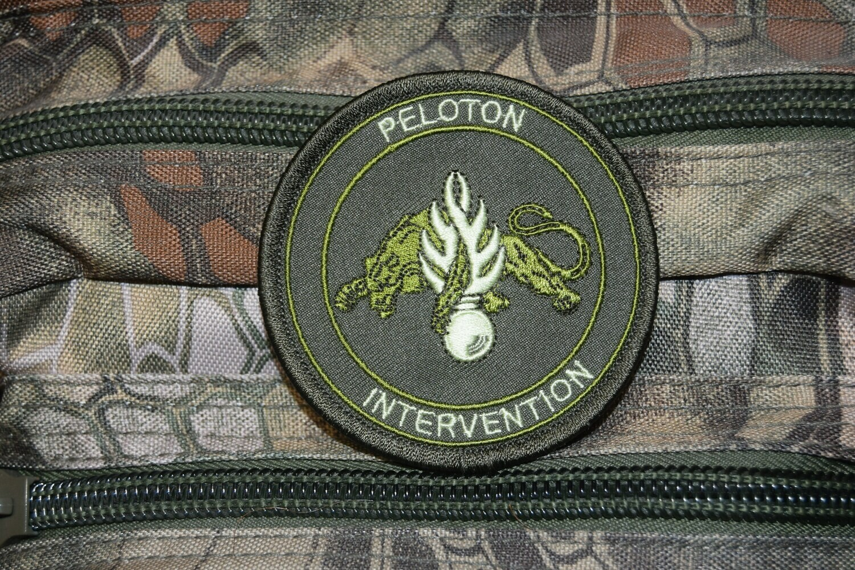 Patch Gendarmerie Peloton Intervention