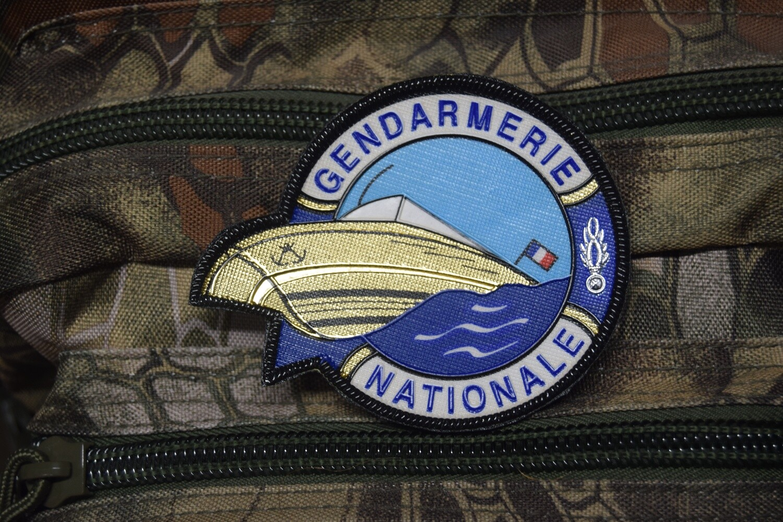 Patch Gendarmerie Nationale