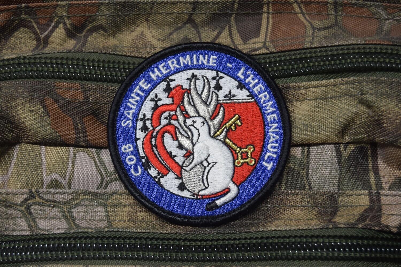 Patch Gendarmerie COB Sainte HERMINE l'HERMENAULT