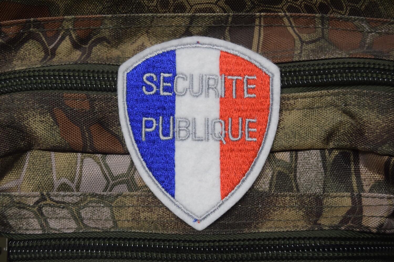 Patch Police Sécurité Publique