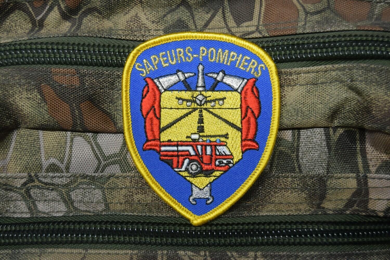 Patch Sapeur Pompier