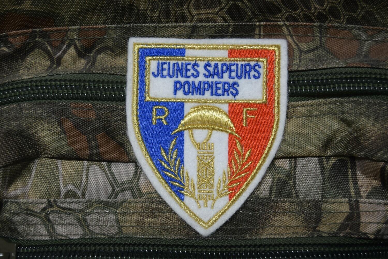 Patch Jeunes Sapeurs Pompiers JSP