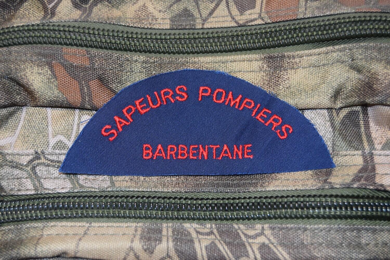 Patch Sapeurs Pompiers BARBENTANE