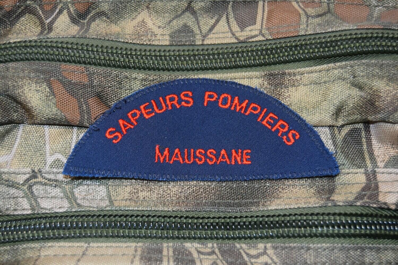 Patch Sapeurs Pompiers MAUSSANE