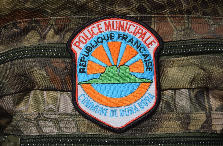 Patch Police Municipale Commune de BORA BORA