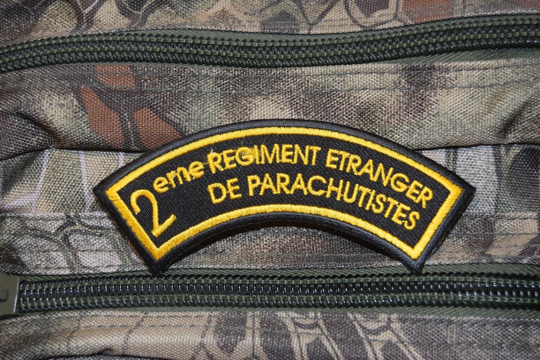Patch 2e REP Régiment étranger de Parachutistes