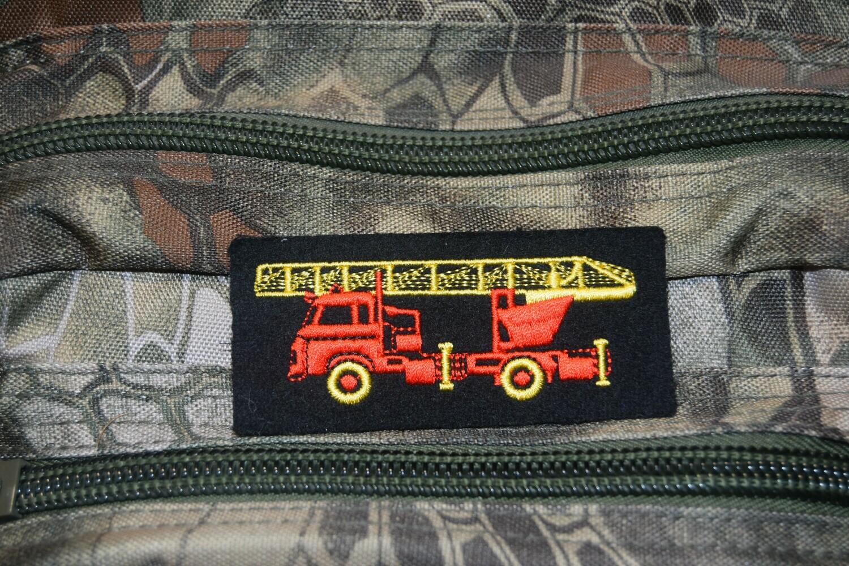 Patch camion Sapeurs Pompiers