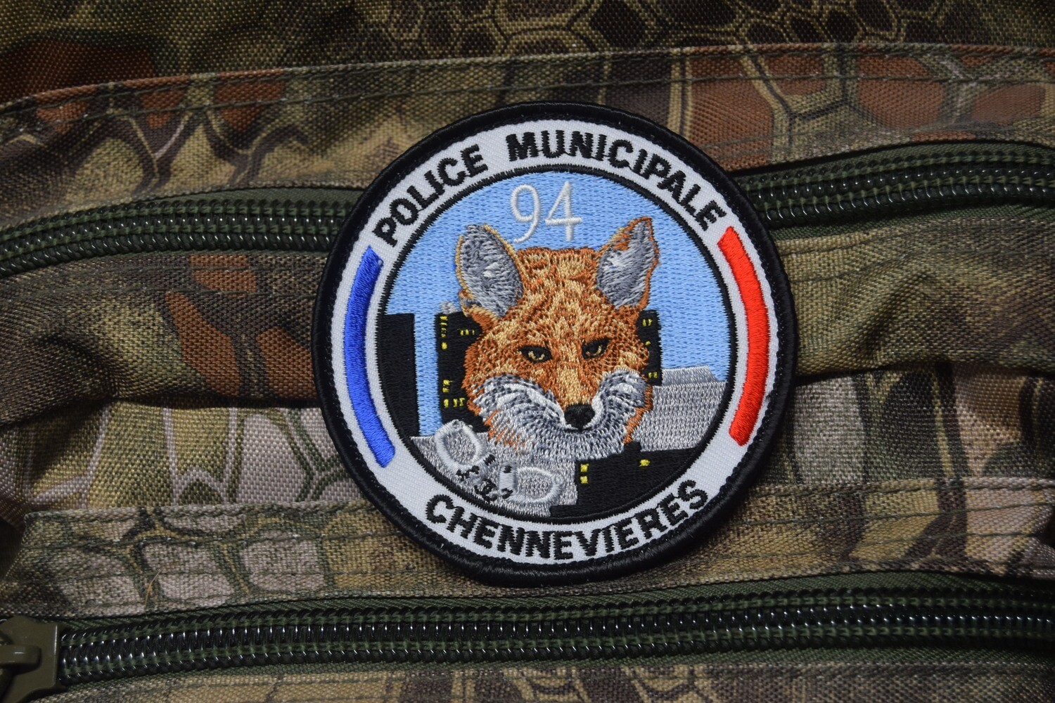Patch Police Municipale 94 CHENNEVIERES