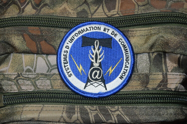 Patch Gendarmerie Système d'Information et de Communication