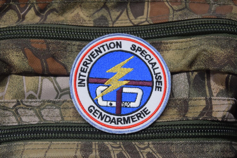 Patch Gendarmerie Intervention Spécialisée