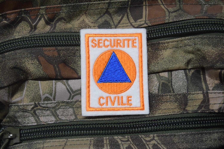 Patch Sécurité Civile