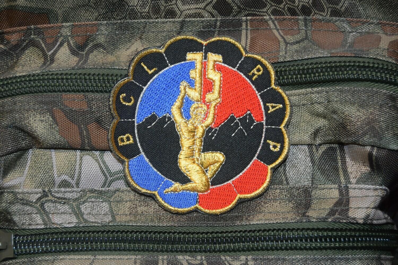 Patch militaire BCL RAP Régiment d'Artillerie Parachutiste