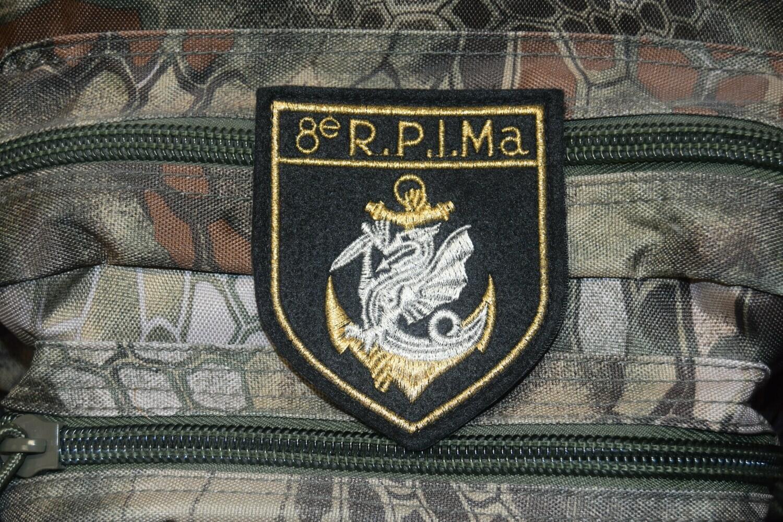 Patch militaire 8e RPIMa