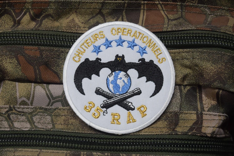 Patch militaire 35e RAP Chuteurs Opérationnels