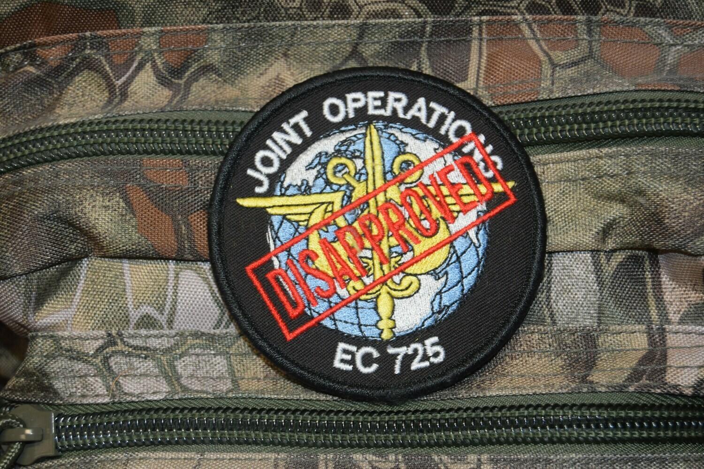 Patch militaire EC 725