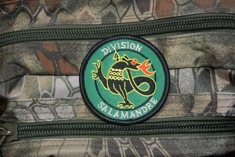 Patch militaire Division Salamandre Sarajevo