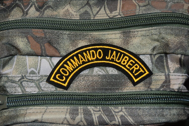 Patch militaire Commando JAUBERT