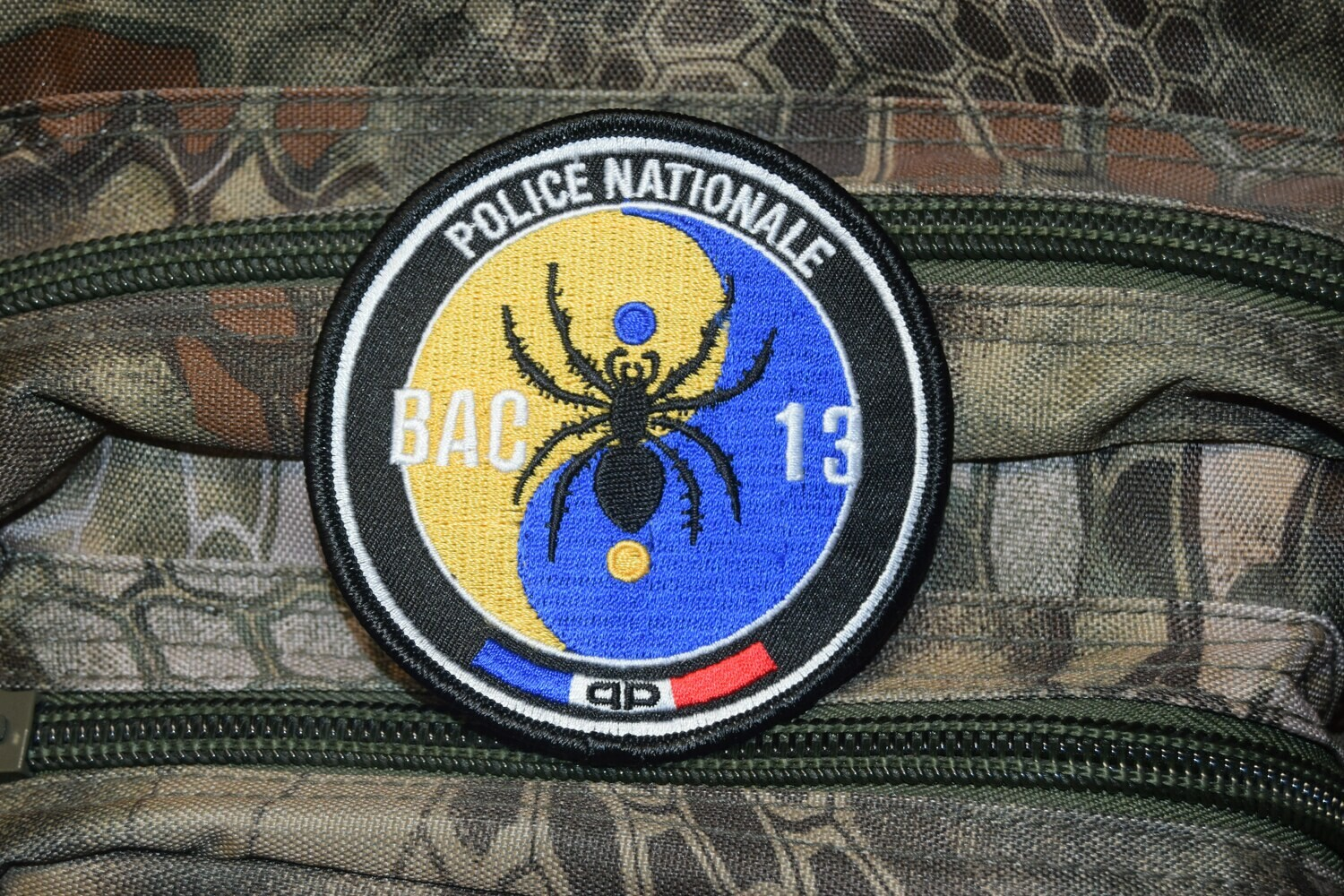 Patch Police Nationale BAC 13