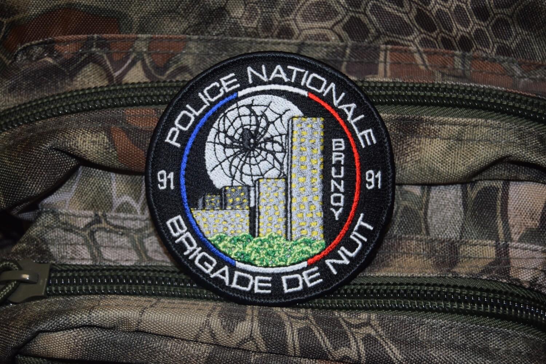 Patch Police Nationale Brigade de Nuit 91