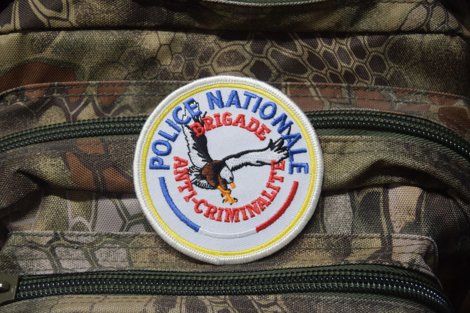 Patch Police Nationale BAC