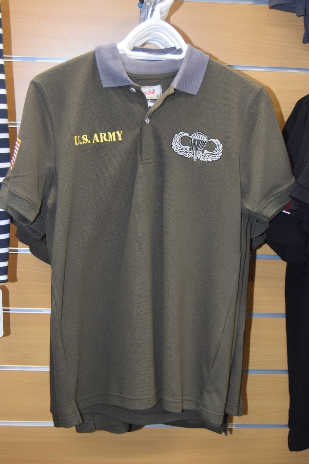 Polo US Army U.S PARATROOPER Airborne