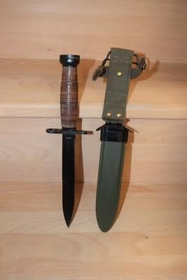 REPRO Poignard Couteau-baïonnette US M4