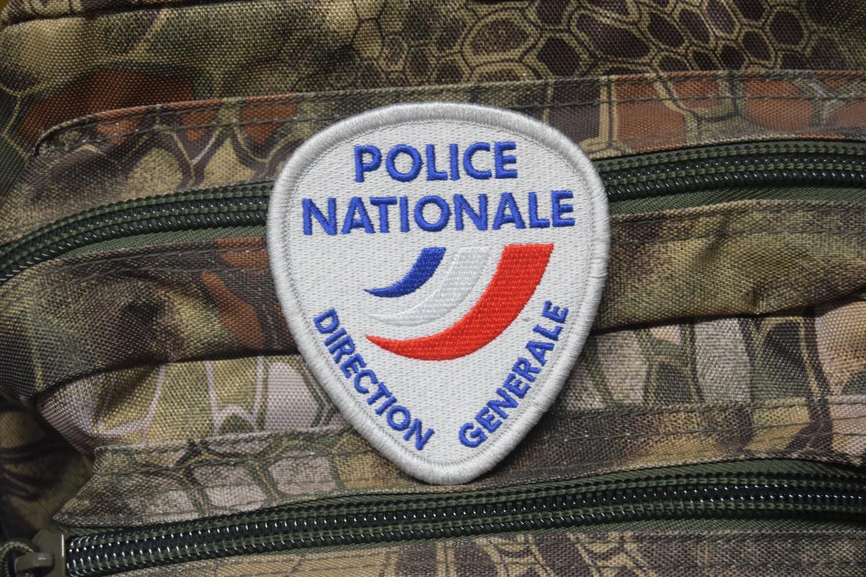 Patch Police Nationale Direction Générale
