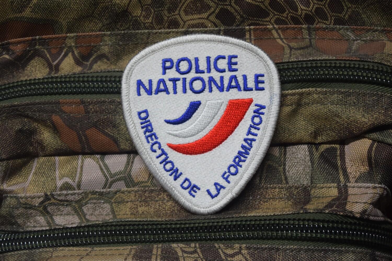 Patch Police Nationale Direction de la Formation