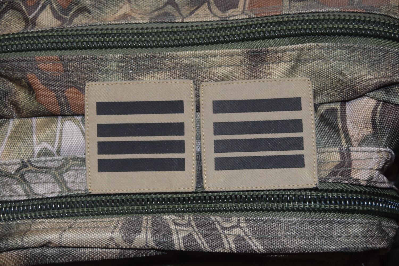 Grades militaires basse visibilité Commandant