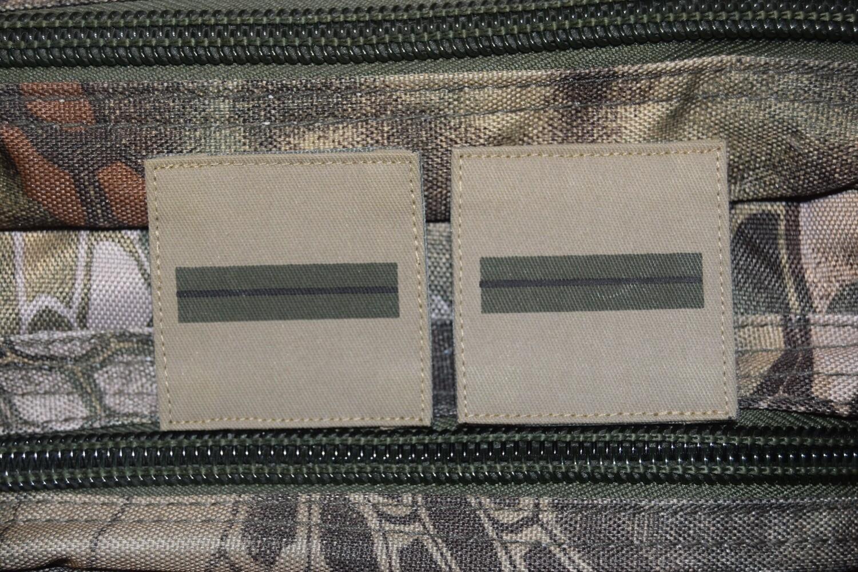 Grades militaires basse visibilité Adjudant