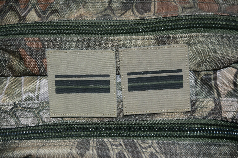 Grades militaires basse visibilité Major