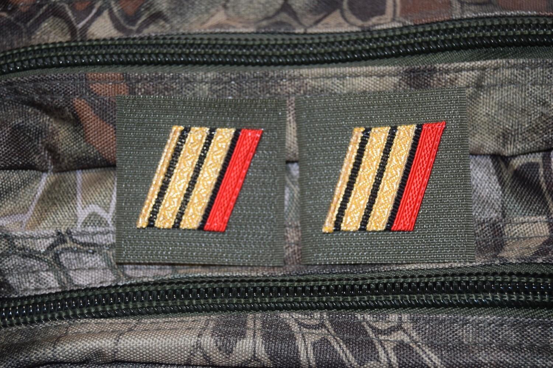 """Grades militaires Caporal Chef 1ère Classe ADL """"Après la Durée Légale"""""""