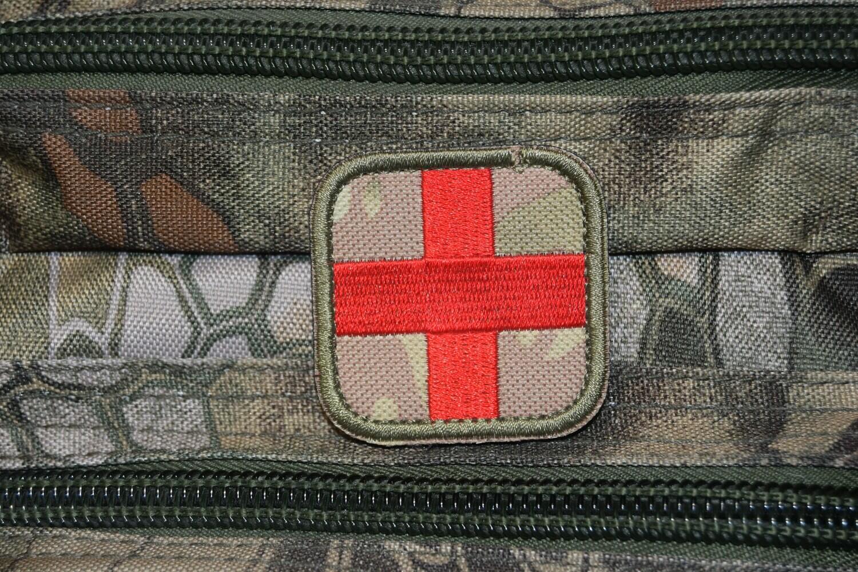Grade militaire Multicam MEDIC MED Secouriste Airsoft