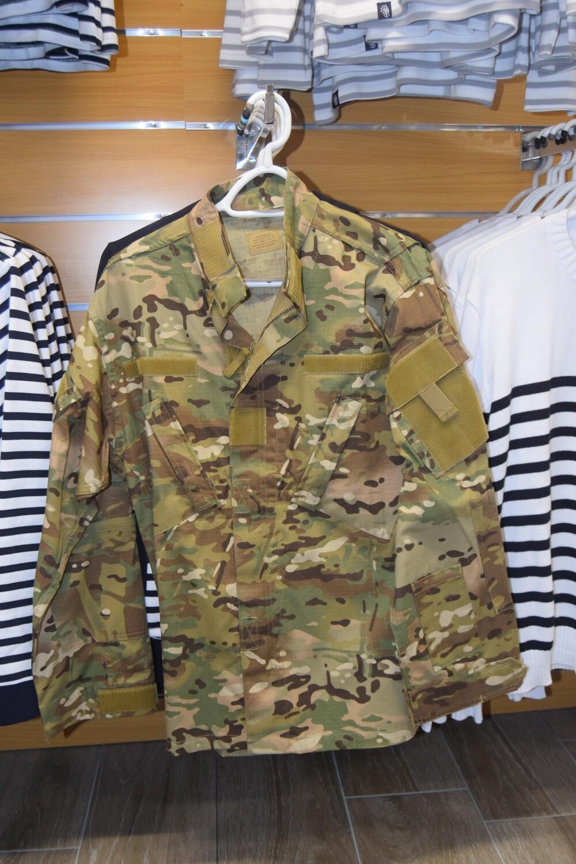 Veste militaire US MULTICAM 100% Coton
