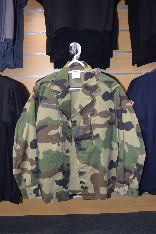 Veste de treillis militaire F2 Armée Française Taille L