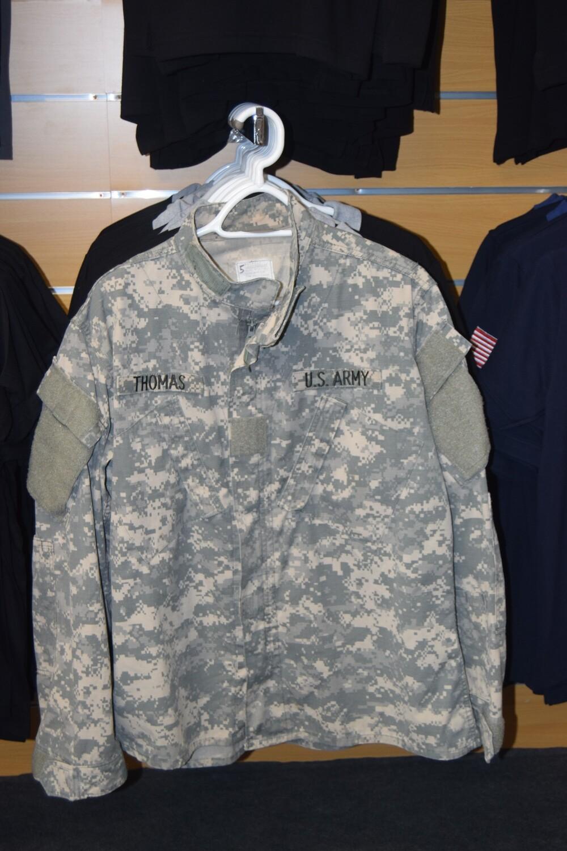 Veste de treillis militaire ACU Armée Américaine Taille L