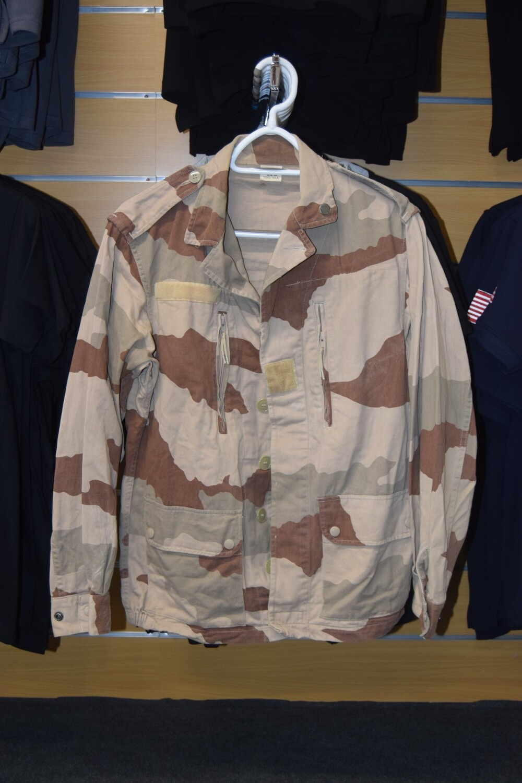 Veste de treillis militaire Désert F2 Armée Française Taille M