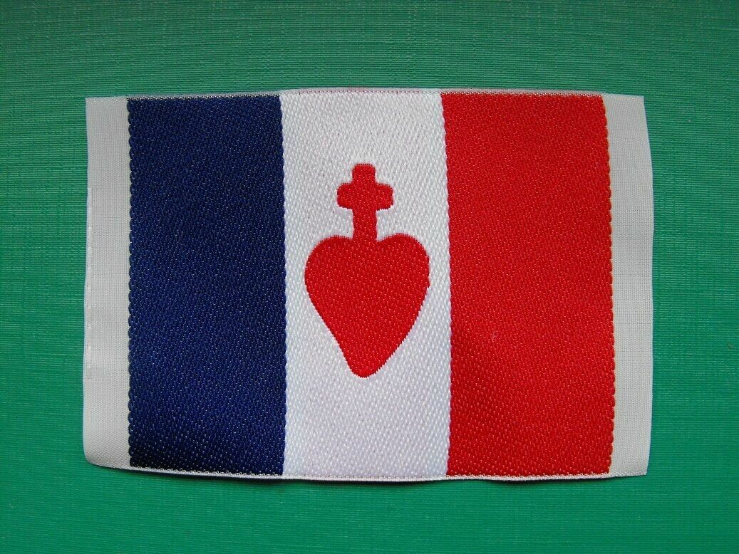 Insigne Sacré Cœur de Jésus Scoutisme Catholique